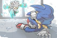 Silver VS Sonic or maybe Sonilver