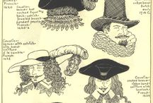 17th century clothing men