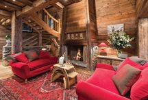 Chalet Montana / One of the newest additions to our chalet portfolio for the 2016-17 season. A luxury chalet located next to the Bellecote piste sleeping up to 10 people.