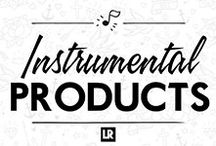 Instrumental Products / Our favourite products  *Shop online at: www.lullabyrock.co.za