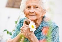 Garden ~  Senior Gardening / Ideas for senior gardening.