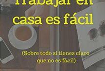 Ebooks / Ebooks sobre trabajo en casa, emprendimiento y marketing
