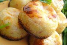 muffins salée