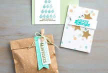 """Stampin' Up! - Holiday Catalogue - 2014 / Featuring products from the 2014 Stampin"""" Up! Holiday Catalogue"""