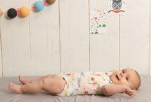 Body e pigiamini-tutine in cotone bio / Guarda tutti i nuovi body neonato e pigiama-tutine della marca olandese Fresk. Tutto in morbidissimo 100% cotone bio e fantasie divertenti! / by Apple Pie