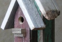 Bird houses etc / Bird houses etc