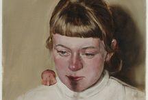 Michaël Borremans / THE ART OF: Belgian painter Michaël Borremans