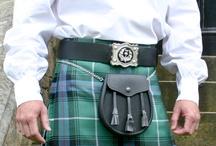Fashion : Men in kilt