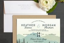 Mountain Weddings / Ideas and inspiration for romantic weddings in the mountains.