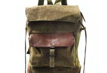 Backpack love / by Nathalie De Schepper