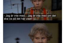 Humor på svenska