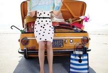 travel. / by Allie Chandler