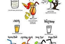 Harry Potter drinks / by Melissa Fox