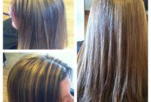 My work / Hair by Ashley Thomas Blondi Salon 36 N Huron St Ypsilanti, MI 734.961.8152 / by Ashley Kerkes