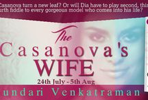 THE CASANOVA'S WIFE BY SUNDARI VENKATRAMAN