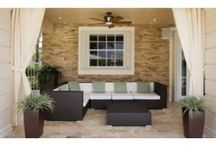 Porch Decorating / A wonderful porch just adds to the value and use of your home - and it's a great spot to entertain! / by Shopping Fun Matches