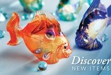 Feeling fishy.... / Coastal and sea themed treasures / by Uno Alla Volta