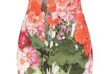 Vestidos de estampados florales