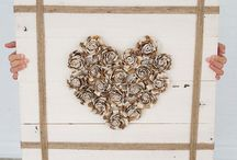 Home Decor / Eco Flower creates forever bouquets and home decor made from recycled materials won't wilt, die, or dry out. Decorate your home while saving the environment.