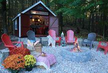 Backyard shed bar ideas