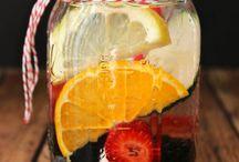Beverages / by Kaycee Montoya
