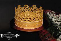 Crowns Fondant