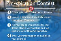 My Dream Hawks Cay Vacation / #StayAtHawksCay / by Barbara Ryan