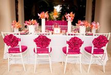 Event Chair Covers - Weddings