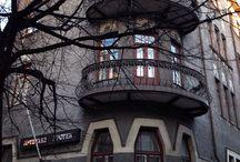 Architecture fan / Architecture details, facades, history