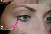 Ingrandire gli occhi con make-up