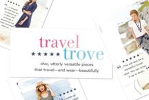 Travel Trove / The Perfect Summer Packables / by Peruvian Connection