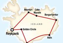 Reizen IJsland