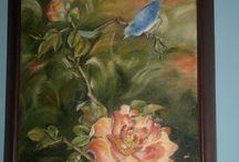 obras de arte / pinturas al oleo