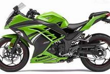 Motorky a auta / Miluju motorky