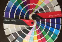 Colour fans