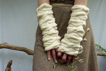 Knitted and knotted