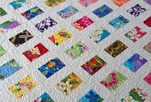 Hawaiian Fabrics Quilts