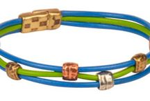 Leather Bracelet Designs