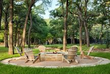 Home- Outdoor Spaces / by JoBeth Thompson