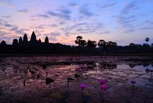 Places in Cambodia / Great places to see in Cambodia.