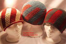 Crochet Hats / by Betsy Thompson