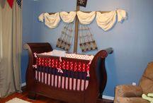 Baby room ideas / by Rebecca Slagell