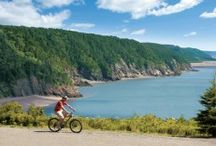 Quebec, Canada and East to St. John and PEI / Road Trip through Eastern Canada including Toronto, Quebec and New Brunswick / by Trish Saylor