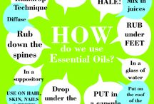 How We Use Essential Oils?!