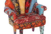 chair and sofa / by Grace Cavalcante