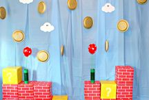 Mario Bros Birthday Theme Party Ideas