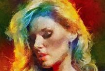 Art . . Tzviatko Kinchev / Tzviatko Kinchev was born in 1980 in Sofia, Bulgaria and is an Impressionist Digital painter