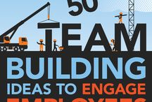 Team Building / Let's make work awesome by building strong teams.
