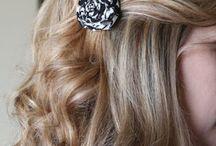 Crafts Hair accessories