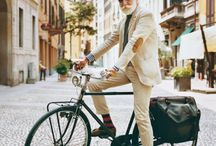 Cycle Style / Street style related to cycling culture.